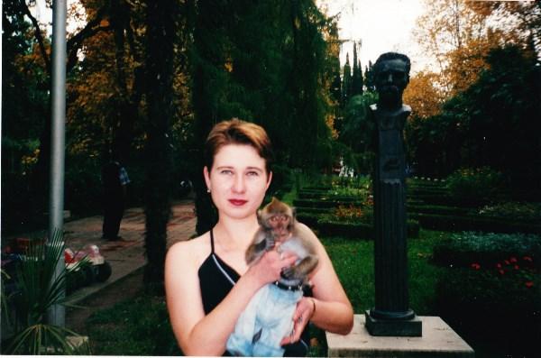 Лори и Пашка Сочинский