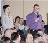 Встреча Владимира Груздева с предпринимателями 13.03.14, Фото: 17