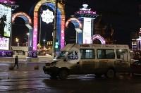 В центре Тулы пробка из-за ДТП с маршруткой, Фото: 5