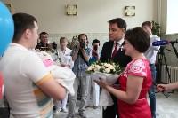 День России в ЗАГСе и родильном доме, Фото: 6