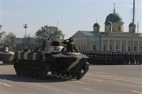 Военный парад в Туле, Фото: 22
