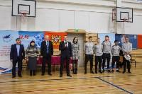 """Мастер-класс молодежки """"Арсенала"""" в Щёкино, Фото: 19"""