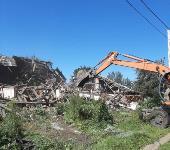 В историческом центре Тулы сносят аварийные дома, Фото: 10