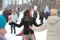 В Центральном парке Тулы прошли масленичные гуляния, Фото: 4