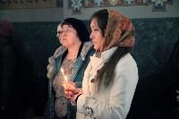 Пасхальная служба в Успенском кафедральном соборе. 11.04.2015, Фото: 48