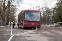 Конкурс водителей троллейбусов, Фото: 115