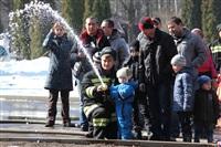 В Туле спасатели провели акцию «Дети без опасности», Фото: 12