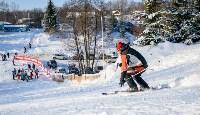 Первый этап чемпионата и первенства Тульской области по горнолыжному спорту, Фото: 123