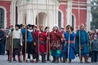 Средневековые маневры в Тульском кремле. 24 октября 2015, Фото: 64
