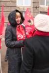 Митинг КПРФ в честь Октябрьской революции, Фото: 15