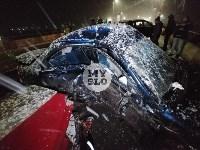 В ДТП на М-2 в Туле пострадали четыре человека, Фото: 29