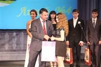 Владимир Груздев поздравил тульских выпускников-медалистов, Фото: 98