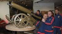Команда «Арсенал» посетила Тульский музей оружия, Фото: 2