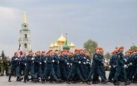 Репетиция парада Победы. 3 мая 2016 года, Фото: 44