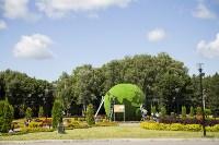 Арт-объект «Зеленая планета», Фото: 15