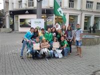 Туляков призывают жить без пластиковых пакетов, Фото: 10