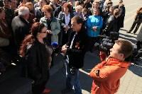 """Митинг ООО """"ЖКУ"""" г. Тулы 6 мая 2015 года, Фото: 15"""