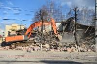 Снос аварийного дома на улице Октябрьской, Фото: 41
