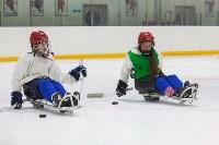 """Детская следж-хоккейная команда """"Тропик"""", Фото: 27"""