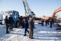 Новая коммунальная авария в Пролетарском округе, Фото: 14