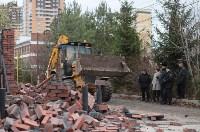 Снос заборов на Соловьином проезде, Фото: 6
