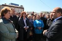 """Митинг ООО """"ЖКУ"""" г. Тулы 6 мая 2015 года, Фото: 22"""