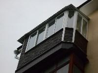 Успейте заказать отделку балкона и новые окна до холодов, Фото: 7