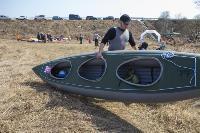Сотни туристов-водников открыли сезон на фестивале «Скитулец» в Тульской области, Фото: 89
