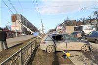ДТП в районе перекрестка ул. Ложевой с ул. Калинина., Фото: 8