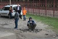 Открытие мотосезона в Новомосковске, Фото: 43