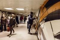 Граффити в подземном переходе на ул. Станиславского/2. 14.04.2015, Фото: 11