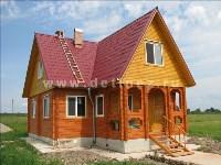 Закажи деревянный дом своей мечты, дачу или баню, Фото: 4