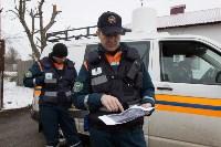 Взятие проб на радиацию в Тепло-Огаревском районе Тульской области, Фото: 2