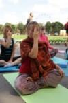 Фестиваль йоги в Центральном парке, Фото: 13