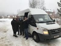 Врачи тульских клиник посетили Хитровщинский дом милосердия, Фото: 11