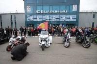 Открытие мотосезона в Новомосковске, Фото: 145