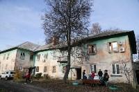 Жители Щекино: «Стены и фундамент дома в трещинах, но капремонт почему-то откладывают», Фото: 35