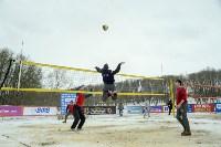 Турнир Tula Open по пляжному волейболу на снегу, Фото: 10