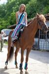 В Туле прошли соревнования по конкуру, Фото: 22
