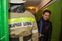 Учения МЧС в убежище ЦКБА, Фото: 43