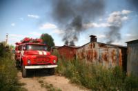 Пожар в гаражном кооперативе №17, Фото: 30