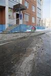 Прорыв водопровода на ул. Арсенальной. 22 января 2014, Фото: 1