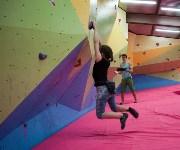 Соревнования на скалодроме среди детей, Фото: 42