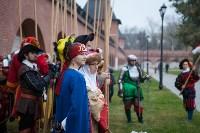 Средневековые маневры в Тульском кремле. 24 октября 2015, Фото: 191