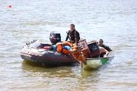 Гонкой на каноэ в Туле открыли сезон навигации, Фото: 59