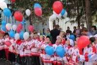 Открытие спортивного зала и теннисного центра в Новомосковске, Фото: 8