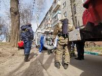 Пожар на ул. Октябрьской, Фото: 5