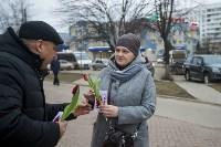 Пролетарский глава Сергей Шестаков поднял тулячкам настроение, Фото: 31