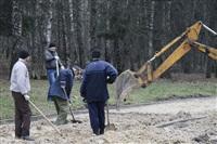 Ремонтные работы в ЦПКиО им. Белоусова, Фото: 22