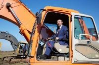 В индустриальном парке «Узловая» началось строительство автозавода HAVAL, Фото: 7
